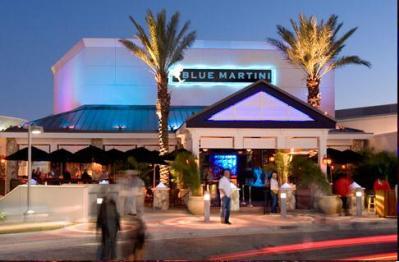 The Blue Martini Orlando