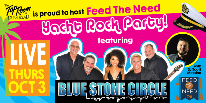 This Is It! Rock the boat at our Yacht Rock Party